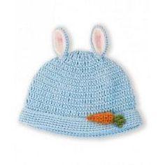Blue Bunny Beanie, $15.99 #Easter