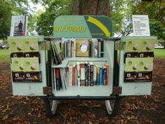 The Bookbike.