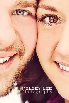 :: ENGAGEMENT PHOTOS :: Winter engagement photoshoot. Couple. Hold me close. Faces. Kelseyleephotography.com                                                                                                                                                                                 Más