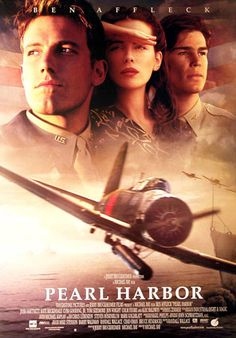 Afleck, Hartnett, a love triangle and war...what more could you want?