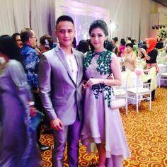 @chachasitohang  is wearing #beautifulliar  series - @ivan_gunawan- #webstagram