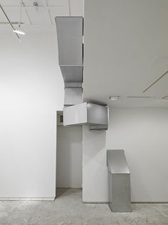 Charlotte Posenenske, Series D Vierkantrohre (Square Tubes), 1967_2009-2