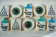 Thank You to a Wonderful Eye Doctor!! by The Bluebonnet Bake Shoppe, via Flickr