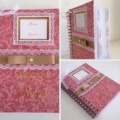 Agenda da noiva ! Presente de noivado !!❤️❤️❤️