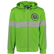 Seattle Sounders FC adidas Originals Hooded Track Jacket - Green