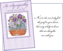 119 best grief and sympathy sayings images on pinterest grief sympathy greeting card m4hsunfo