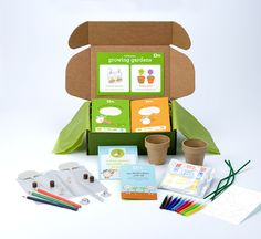Kiwi Crate, a subscription service that delivers curated projects to your kids every month. Is this something your kids would enjoy?