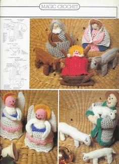 Magic Crochet Oct 1984 - Edivana - Picasa Web Albums
