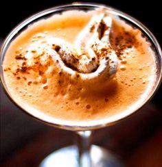 Drink this: Skinnygirl Pumpkin Martini - dropdeadgorgeousdaily.com