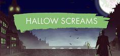 Hallow Screams - Win A Luxury Break In London At Bet365 Bingo!