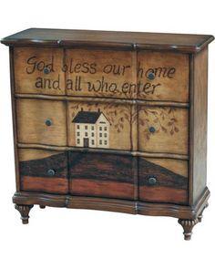 Accent Chest by Pulaski Furniture