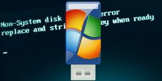 How to Create a Bootable USB Drive from Your Windows CD
