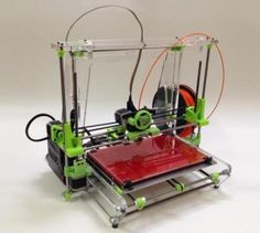 Four New 3D Printers on the Scene in the last Week
