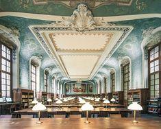 Las bibliotecas más bonitas del mundo: dan ganas de quedarse en ellas