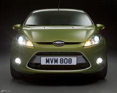 Ford Fiesta Bilder. Ein Kleinwagen mit 3 oder 5 Türen