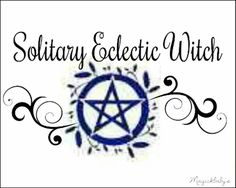 Solitary Wicca P7 These issues are more challenging for a solitary to resolve, than for a Witch who works in groups. But if she is dedicated, she can find other means to fill these needs. Forums and email lists are one option. And solitary Wiccans may like to show their allegiance with obviously Wiccan jewellery, to be visible to the Wiccan community. Solitaries, Circles, And Covens Which way is right? Which is True Wicca? None!