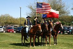 1st Calvary from Fort Hood Texas -  if you like our Pinterest pins, you might also like our blog:  http://txbrazostrail.tumblr.com/