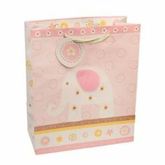 The Gift Wrap Company Baby Gift Bag, Molly's Nursery, Large (Baby Product)