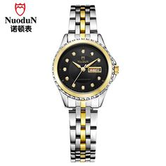 $40.77 (Buy here: https://alitems.com/g/1e8d114494ebda23ff8b16525dc3e8/?i=5&ulp=https%3A%2F%2Fwww.aliexpress.com%2Fitem%2FNuoDun-High-Quality-Branded-Women-Watches-Fashion-Lady-Wrist-Watches-For-Women-Stainless-Steel-Water-Resistant%2F32684940354.html ) NuoDun High Quality Branded Women Watches Fashion Lady Wrist Watches For Women Stainless Steel Water Resistant Quartz Watch for just $40.77