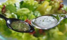 Aderezos y salsas light