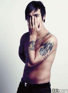 Pete Wentz Tattoos