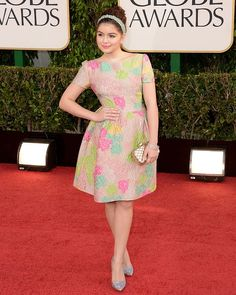 Ariel Winter - such a sweet look, love the touches of sparkle! <3