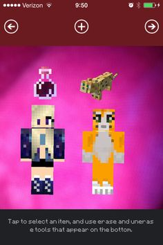 Penny and stampy
