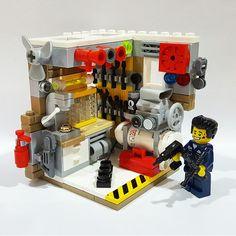 Legos, Robot Lego, Lego Factory, Casa Lego, Lego Machines, Lego Furniture, Lego Display, Lego Boards, Lego Pictures