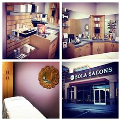 Lashes En Vie. Sola Salon Studios: not just for hairdressers!
