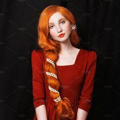 mature redhead orn