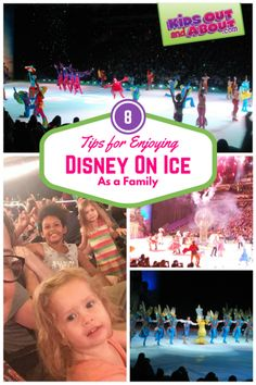 Tip #3 is the best - really makes snacks easier and more affordable! --- 8 Tips for enjoying Disney On Ice as a family!