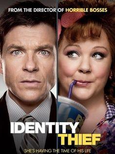 Identity Thief Hd Streaming, Streaming Movies, Hd Movies, Film Movie, Movies Online, Film Identity, Identity Thief, Genesis Rodriguez, Melissa Mccarthy Movies
