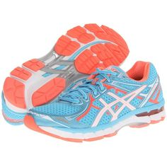 ASICS GT-2000 2 Women's Running Shoes, Blue (3,535 PHP) ❤ liked on Polyvore featuring shoes, athletic shoes, blue, asics athletic shoes, blue color shoes, asics, blue platform shoes and breathable shoes