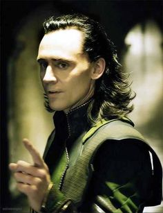 Loki. I believe the term is fangirling? Yup, doing that. Right. Now