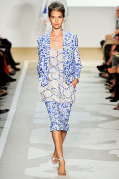 Diane von Furstenberg | Spring 2012 Ready-to-Wear Collection