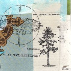 collage clearinghouse: Randel Plowman - A collage a Day