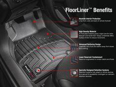 2014 Chevrolet Equinox | Floor Mats - Laser measured floor mats for a perfect fit | WeatherTech.com