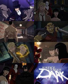 33 Justice League Dark Ideas Justice League Dark Justice League Justice