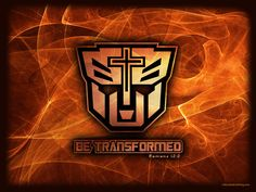 Transformers Wiki is a database that anyone can edit about the Transformers toys, cartoons and comics. Transformers Revenge of the Fallen Christian Artwork, Christian Wallpaper, Catholic Wallpaper, Romans 12 2, Daily Wisdom, Christian Clothing, Chevrolet Logo, Love Him, Encouragement