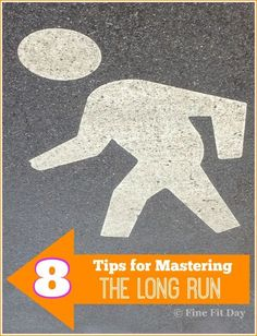 Running Tips - Mastering the Long Run. Whether you love to run long, or distance running is a necessary evil for you, check out these 8 tips to make your next long run a successful workout in your training program! | fitness | marathon |