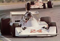James Hunt , Hesketh Racing 308B