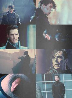 Benedict Cumberbatch as Khan - Star Trek into Darkness