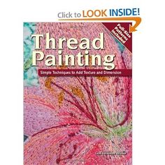 Thread Painting-Great book to add to your library!