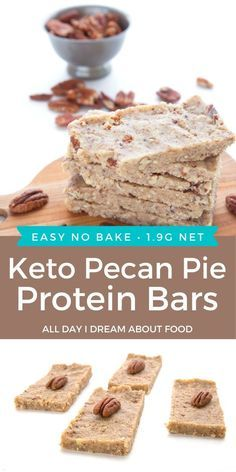 Low Carb Protein Bars, Protein Bar Recipes, High Protein Snacks, Protein Foods, Keto Snacks, Low Carb Recipes, Collagen Protein, Protein Cake, Protein Muffins