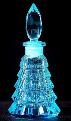 PERFUME BOTTLE - art deco
