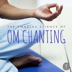 """Ever wonder why yogis chant """"Om"""" at the beginning or end of their practice? Understanding why yogis do it and its benefits, will probably help you feel a little more eager to chant away with everyone else next time you're asked to do it in a class."""