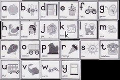 going back to school - alphabet associations Toddler Learning Activities, Learning Time, Teresa, Teaching Posters, Preschool Lesson Plans, Chores For Kids, Kids Corner, Kids Education, Alphabet
