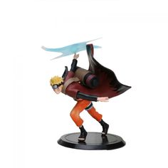 Anime Naruto Uzumaki PVC Action Figure - biddi