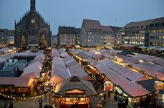German Christmas Markets Dazzle Millions Every Year - NBC News.com