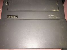 Smith Corona SD670 Word Processing Typewriter w/Box Script Film Ribbon Cartridge